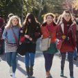 Image du film Camille Redouble avec India Hair, Judith Chemla, Noémie Lvovsky et Julia Faure