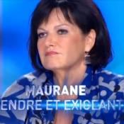 Nouvelle Star - Maurane : ''Star Academy, c'est con et impudique''