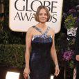 Jodie Foster lors des Golden Globes 2013