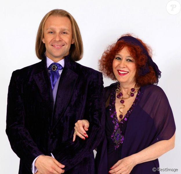Morgan et Pascale dans Qui veut épouser mon fils ?, saison 2, sur TF1