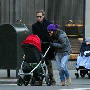Drew Barrymore et son mari : Aux petits soins pour leur bébé, Olive