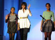 Michelle Obama et ses filles : Un nouveau et superbe look pour faire sensation