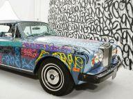 Eric Cantona : Sa Rolls-Royce vendue 125 000 euros pour la fondation Abbé Pierre