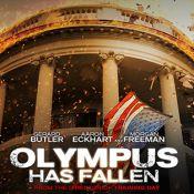 Gerard Butler : Tout en muscles pour sauver le monde dans Olympus Has Fallen
