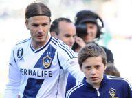 David Beckham : Son fils Brooklyn, à Chelsea, prend sa relève sous ses yeux
