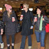 Jane Lynch : L'impitoyable Sue de 'Glee' s'affiche avec sa femme et sa fille