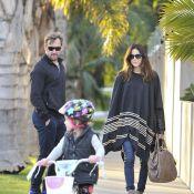 Michelle Monaghan, amoureuse et épanouie : elle couve des yeux sa petite Willow