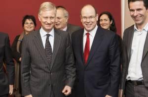 Albert de Monaco et Philippe de Belgique complices pour une première
