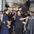 La princesse Mary de Danemark ne manque jamais de prendre en main les nouvelles tendances lors de ses passages au Salon international de la Mode de Copenhague (CIFF), dont elle est la marraine, comme ici le 1er février 2013.