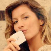 Gisele Bündchen : Ravissante égérie Chanel, elle joue les reines de beauté