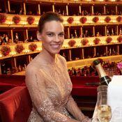 Hilary Swank et Mira Sorvino : Princesses d'une nuit au Bal des débutantes