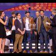 C2C remporte le trophée du meilleur clip avec FUYA  lors des Victoires de la Musique, sur France 2 le 8 février 2013.
