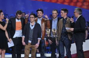Victoires de la Musique 2013: C2C, avec FUYA, double la mise d'un coup de cutter
