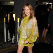 Kylie Minogue et Rihanna, sublimes, réunies la veille des Grammys