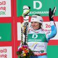 Marion Rolland est devenue championne du monde de descente à Schladming en Autriche le 10 février 2013