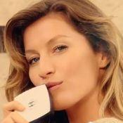 Gisele Bündchen : Lumineuse et enjouée voit la vie en Beiges pour Chanel