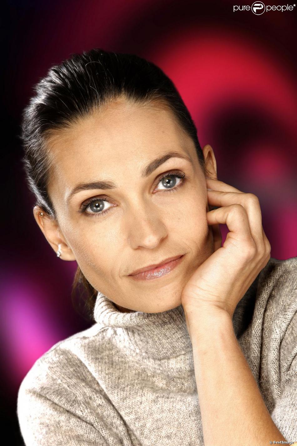 Adeline Blondieau, portrait en 2010