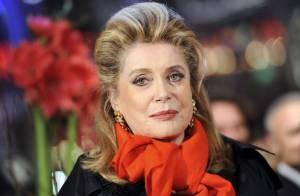 Catherine Deneuve, rayonnante : 'Elle s'en va' briller au nom du cinéma français