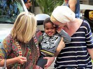 Charlize Theron : Fous rires et complicité avec son fils Jackson, à croquer !