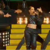 Alicia Keys : Envoûtante pour son show du All Star Game devant son fils Egypt