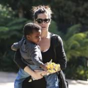 Sandra Bullock et Louis fêtent l'anniversaire de Jackson chez Charlize Theron !
