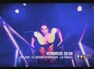 Splash, finale : Laury Thilleman retrouve son ex, Gégé et Nadège se surpassent