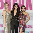Ashley Benson, Selena Gomez et Vanessa Hudgens lors de la première de Spring Breakers à Berlin, le 19 février 2013.