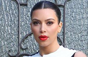 Kim Kardashian : Enceinte et ravissante pour une séance shopping