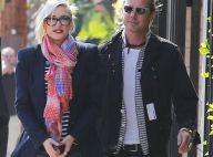 Gwen Stefani et son mari Gavin Rossdale : Amoureux, ils sont bien assortis !