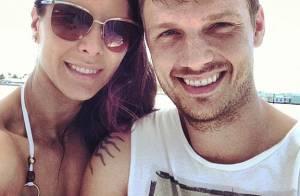 Nick Carter (Backstreet Boys) et Lauren Kitt embarquent pour le mariage !