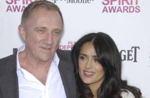 Salma Hayek, Bruce Willis : Des couples en vedette aux Independent Spirit Awards