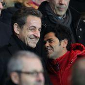 PSG-OM : Nicolas Sarkozy, Jamel Debbouze, Emilie Nef Naf, au poste pour le choc