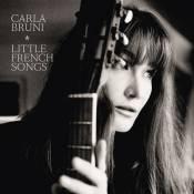 Carla Bruni : Superbe et naturelle pour la pochette de ''Little French Songs''