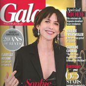Gala fête ses 20 ans : Sophie Marceau aussi glamour que le magazine des stars