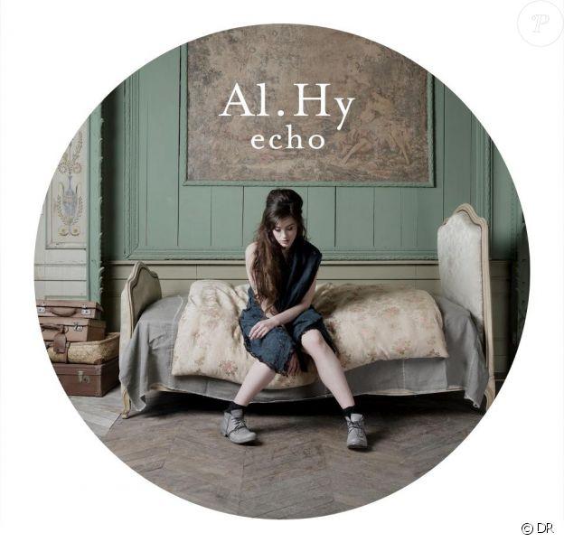 Pochette du premier single d'Al.Hy, Echo