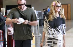 Heidi Klum : Cible d'une blague choquante et de retour d'Hawaï avec son chéri