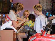 Charlize Theron, estivale: Virée chez le coiffeur pour son fils craquant Jackson