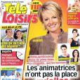 Télé Loisirs en kiosques le 4 mars 2013