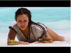 VIDEO : Ile de la Tentation : démarrage chaud-bouillant !