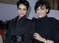 Inès de la Fressange, Farida Khelfa : Parisiennes chic pour Giambattista Valli