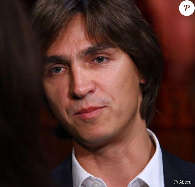 Sergeï Filine le 14 septembre 2012 à Moscou.