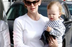 Jennifer Garner : Balade en duo avec l'adorable Samuel, toujours aussi craquant