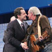 Didier Barbelivien à coeur ouvert : ''Tout chez Nicolas Sarkozy m'impressionne''