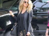 Fergie, enceinte et lookée : Tigresse rock dans les rues de Los Angeles