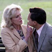 Leonardo DiCaprio timide ? 27 prises pour embrasser la déjantée Joanna Lumley !