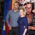 Melissa Joan Hart accompagné à la première du film The Incredible Burt Wonderstone au TCL Chinese Theatre à Hollywood, le 11 mars 2013.