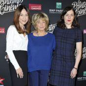 Valérie Donzelli, Elsa Zylberstein et Danièle Thompson, charmeuses du cinéma