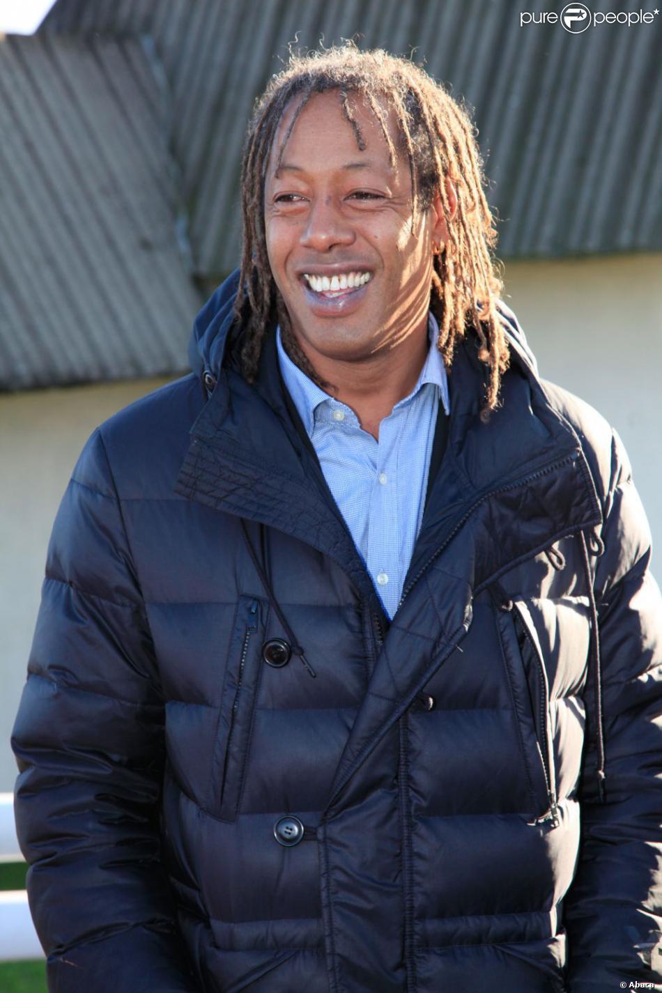 Jackson Richardson en décembre 2012 à Vincennes