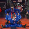 Exclusif - Spectacle - Les Choeurs de l'Armee Rouge et Vincent Niclo au Palais des Congres a Paris