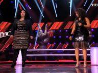 The Voice 2 : Nadja et Sandy Coops s'offrent une battle explosive sur le ring !